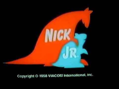 Nick Jr Productions Logo 1998 2 Youtube