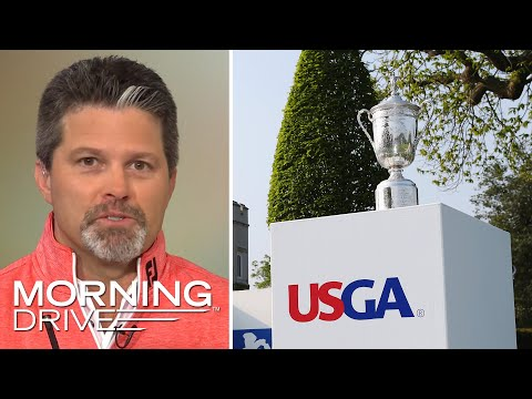 Top Five Favorites For The 2020 U.S. Open | Golf Channel | Morning Drive
