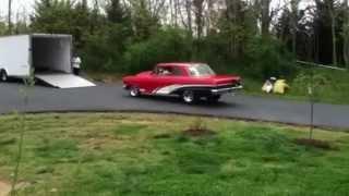 1964 Chevy II drag car