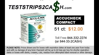 Accucheck compact 51 | Toll Free 844-332-2274 (or 844-33-2CASH)