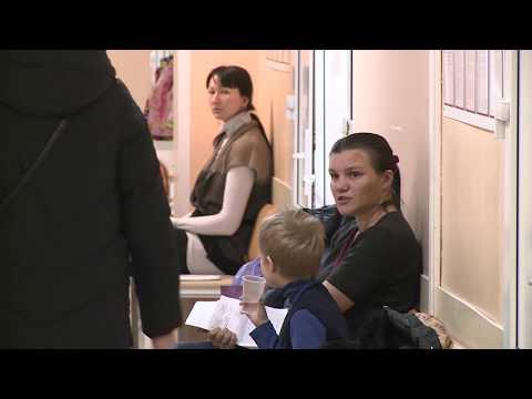 Вдетской областной больнице №2в Череповце появился новый рентгеновский аппарат