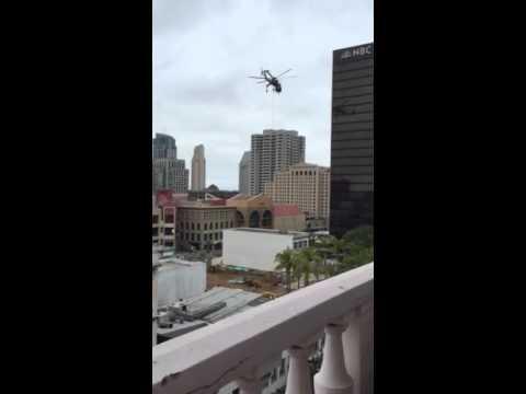 NBC Tower AC Chopper Lift