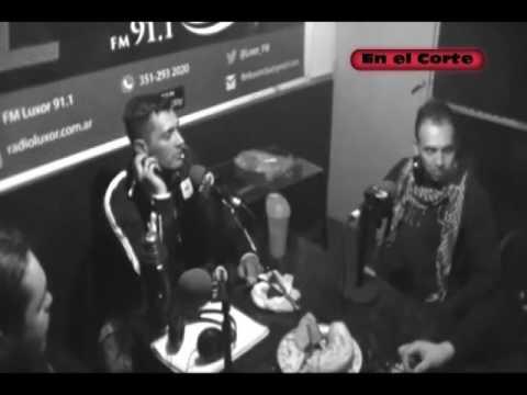 Manuel Heredia en vivo en Lunes de Rock - Fm Luxor - 11/07/2016 (Video)
