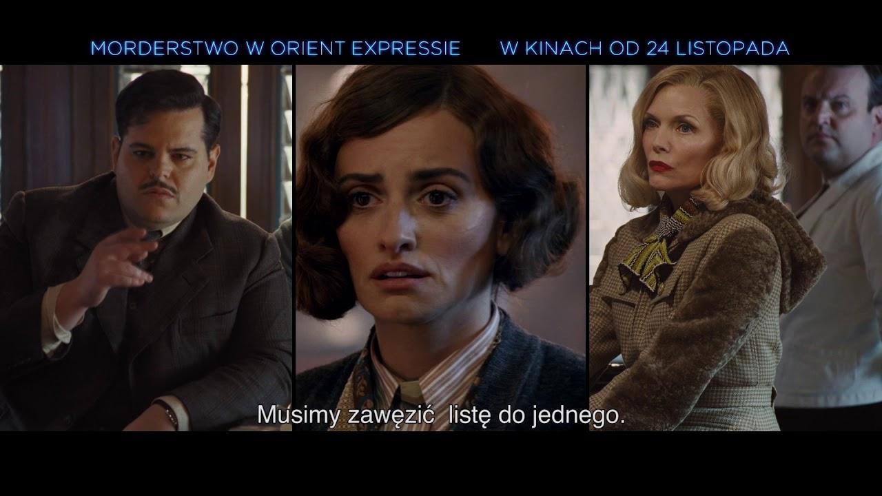Morderstwo w Orient Expressie   TV Spot [#1]   2017