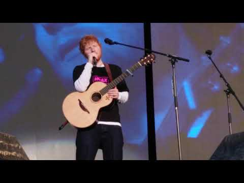 Ed Sheeran - Tenerife Sea @ Songdo Moonlight Festival Park, Incheon, South Korea