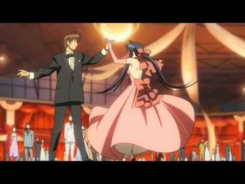 Cute Anime Boy Girl Phone Wallpaper Kanon 2006 Ballroom Dance Scene Youtube