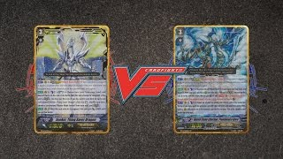 Seeker, Thing Saver Dragon vs. Bluish Flame Liberators