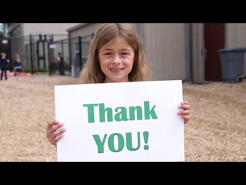 The Bear Creek School: Appreciation Video