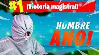 EL HOMBRE ANO JUGANDO FORTNITE! *RETO IMPOSIBLE* - Arta Game