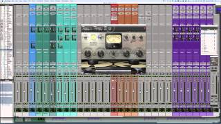 Mixing With Mike Mixing Tip: Using Analog Tape Machine Emulations for Compression
