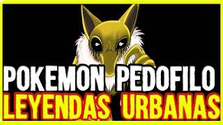Leyendas urbanas de los videojuegos #2 - El pokemon Pedófilo