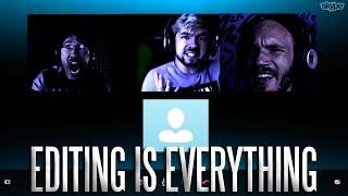 UNSUBSCRIBED   Unfriended Parody Trailer (Jacksepticeye, Markiplier, & PewDiePie)