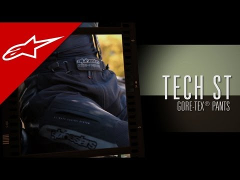 Alpinestars Tech ST Gore-Tex Motorcycle Riding Pants