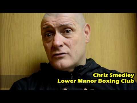 CHRIS SMEDLEY INTERVIEW ON SHEFFIELD BOXING, LIAM CAMERON, KELL BROOK & FRANKIE GAVIN
