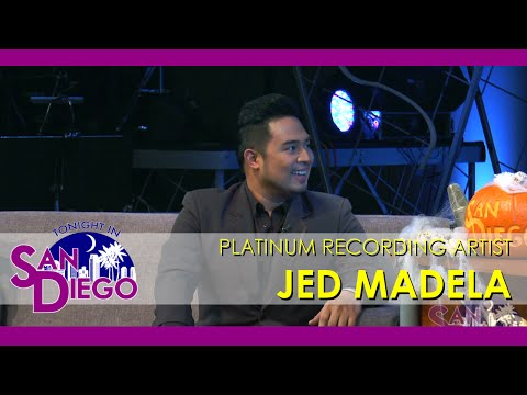 Tonight in San Diego - Interview with Jed Madela