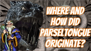 Where And How Did Parseltongue Originate? - Harry Potter Theory