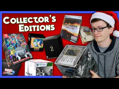Collector's Editions - Scott The Woz