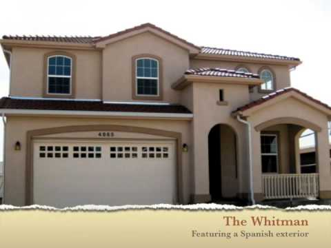 New Home for Sale in Colorado Springs in Cordera