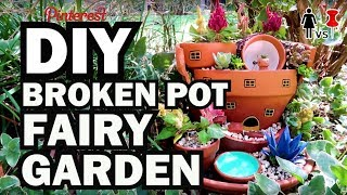 DIY Fairy Garden, Corinne VS Pin