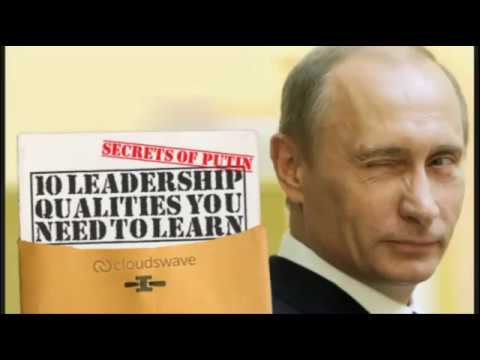 Vladimir Putin 10 Leadership Skills Putin Vladmir Putin Life Youtube
