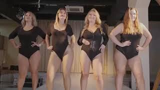 Plus-size модели сняли клип на песню Анны Семенович «секси бомбочка»