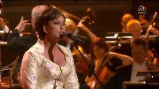 Lisa Nilsson - Utan Dina Andetag (Live Konserthuset, Stockholm 2010)