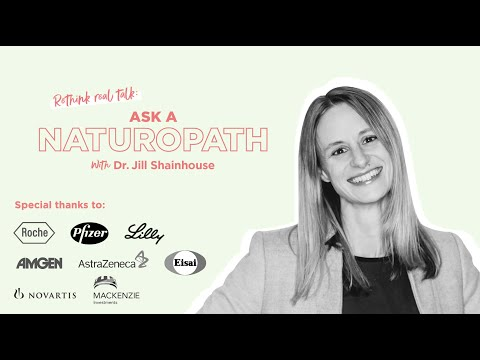 Rethink Real Talk: Ask A Naturopath