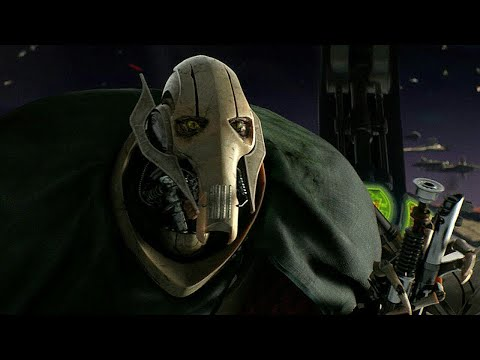 General Grievous Rates Your Saber