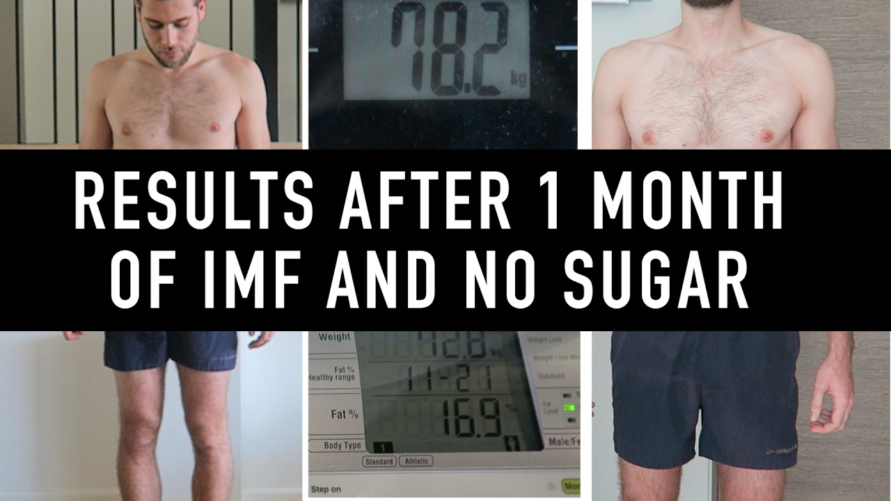 Month 1 Progress Review Intermittent Fasting Amp No Sugar