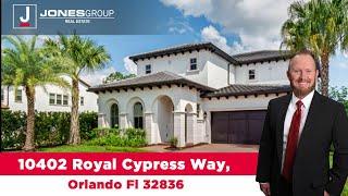 Homes for Sale in Orlando | 10402 Royal Cypress Way, Orlando Fl 32836