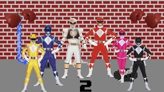 CWB Power Rangers: The Movie - Ep. 2: Snow time Slaying