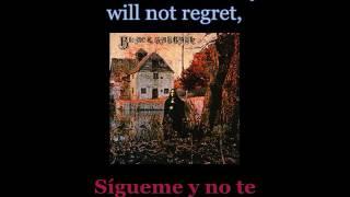 Скачать Black Sabbath N I B 04 Lyrics Subtitulos En Español Nwobhm Traducida