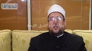 حصرى بالفيديو: وزير الاوقاف