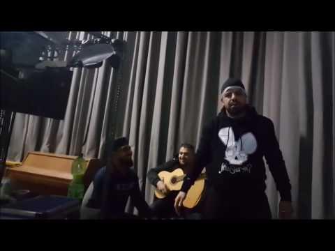 Achi der Entertainer Ding Dang Dong Abbude nerven mit Ibo Diab und Ali Alushi