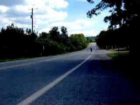 hardtail triumph ride
