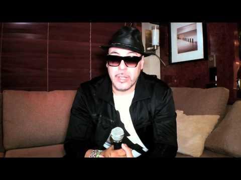 Roger Sanchez Interview at EDC Las Vegas 2011