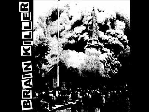 BRAIN KILLER - BRAIN KILLER 2012 (FULL EP)