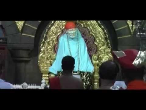 Sai Baba - Utha Utha(Utho Utho Sakaljan)  - Marathi(Hindi) - Shirdi Ke Sai Baba Mandir Ki Aartiyan
