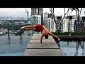 #KazWorkout. Raimkulov Amirkhan. Calisthenics and street workout skills 2017