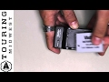 How to remove Vivitar battery from charger | battery for Canon T3i