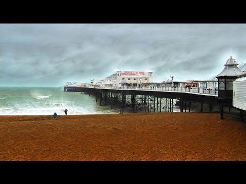 Brighton, East Sussex, England - hippest city