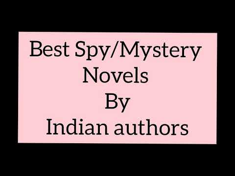 Book Recommendations: Best Spy/Mystery/Thriller Novels By Indian Authors | Really Honest Reviews