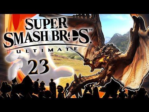 [BOSS] Gegen Monster Hunter Drache Rathalos! 👊 SUPER SMASH BROS. ULTIMATE #23 thumbnail