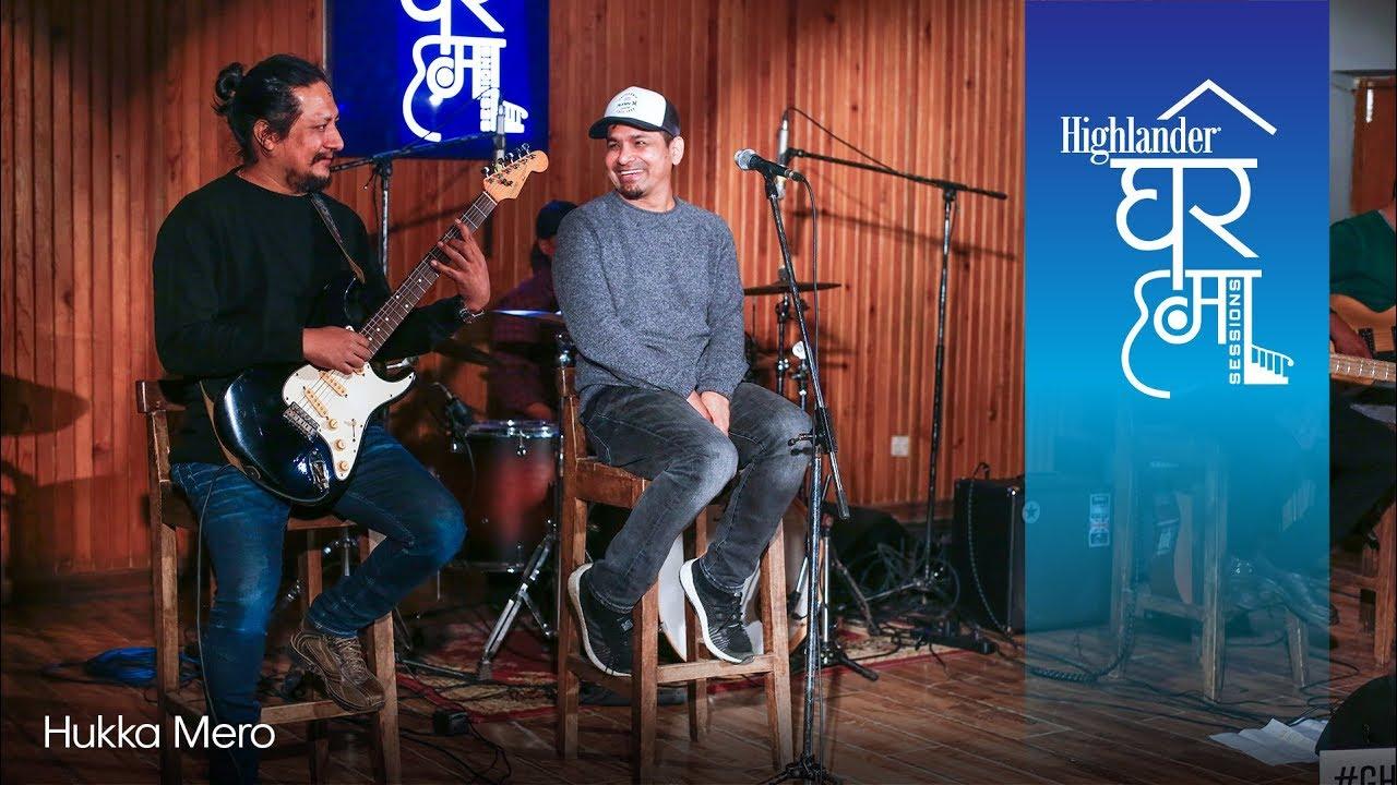 Download Hukka Mero - Karma Band   Highlander Ghar Ma Sessions