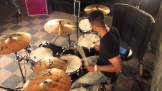 Ex Nihilo - Andy Mineo ft. Christon Gray - Drum Cover by Johnson George