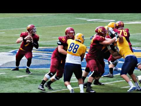 Northern State University Football   2016 Highlight Video