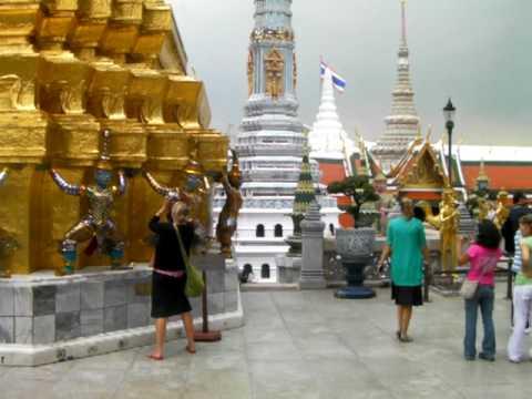 Wat Phra Kaew - The Grand Palace, Bangkok, Thailand