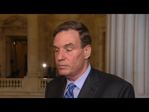 """Sen. Mark Warner calls Comey firing """"outrageous"""""""