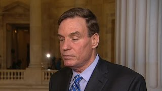 Sen. Mark Warner calls Comey firing