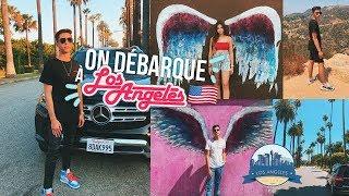 ON DÉBARQUE À LOS ANGELES! 🇺🇸  w/ Ma soeur